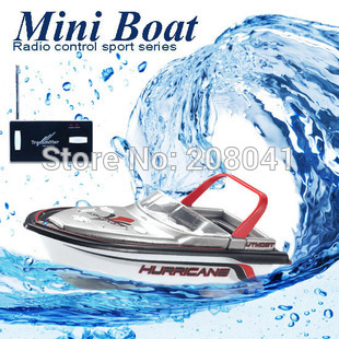 Brand New RC Boat Happy Cow 777-218 Remote Control Mini RC Racing Boat Model Speedboat with Original Package Kid Gift FSWB(China (Mainland))