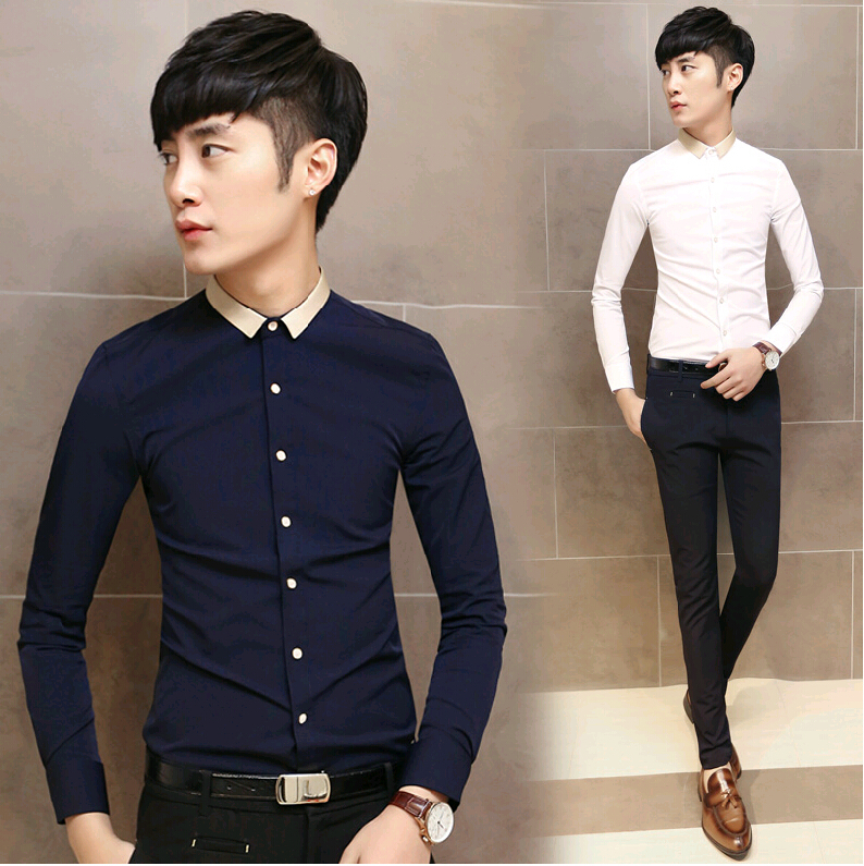 Designer Clothes Discount For Men men dress shirts long