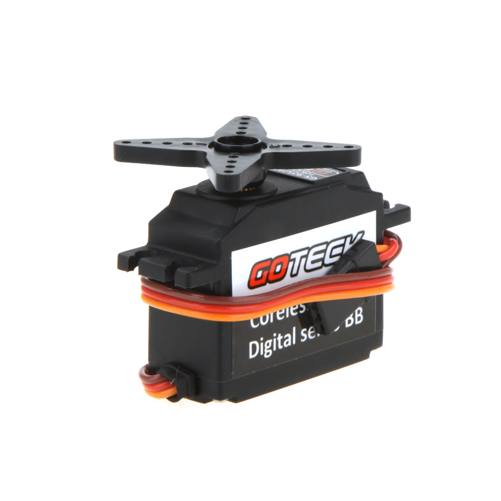 High Quality Goteck 9257MG Metal Gear Digital RC Servo for Align Trex 450 500 Helicopter Plane(China (Mainland))