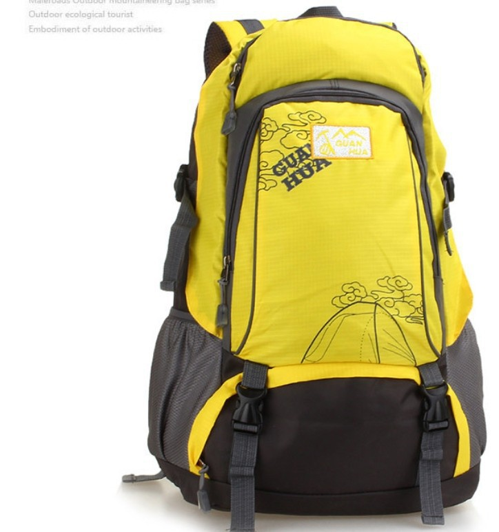 Brand New 40L Mountaineering Backpack men Sport Bag Ruchsack Ride Package outdoor men Travel Backpack 2014 Free Shipping(China (Mainland))