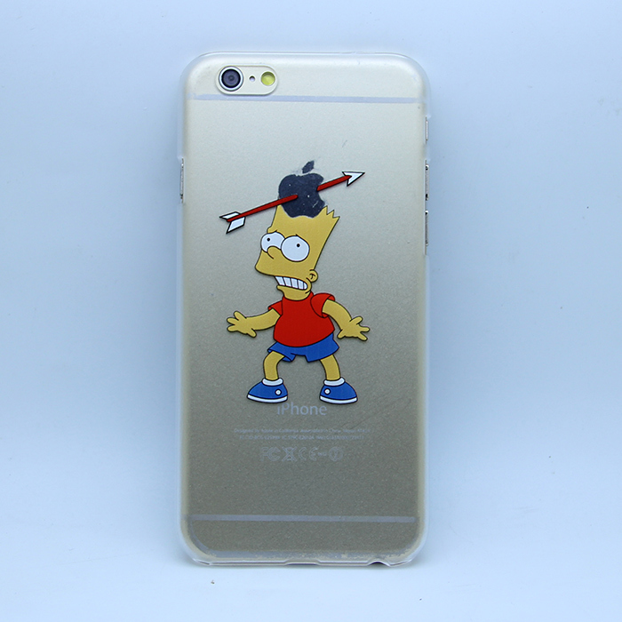 Iphone 6 Case os Simpsons Cover Case For Iphone 6