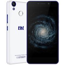 "Thl t9 pro/t9 smartphone phablet אנדרואיד 6.0 lte 4 גרם 5.5 ""חיישן טביעת אצבע MTK6737 Quad Core 1 GB 8 GB SIM הכפול טלפון נייד(China (Mainland))"