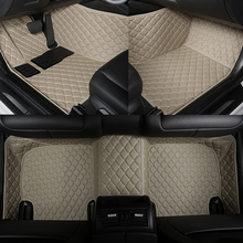 Best quality! Custom special floor mats for Mercedes Benz ML 350 2015 durable non-slip carpet for ML350 2014-2006,Free shipping(China (Mainland))