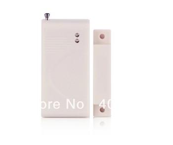wireless door sensor window sensor door magnetic wireless detector with 433/315Mhz