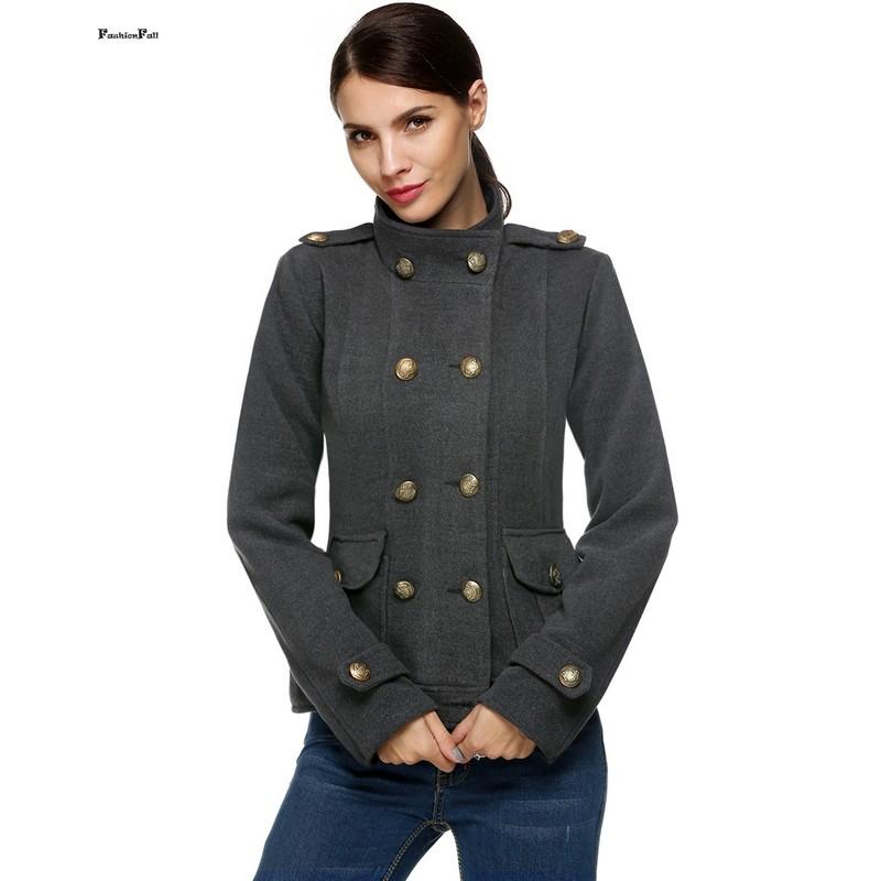 Short Wool Coat Womens - Coat Nj