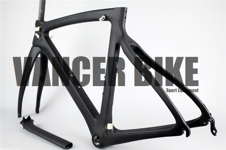TOP sale 2015 new modle carbon fat bike frame VANCER F8 hot sale carbon frame 1K/3K oem road bike carbon frames taiwan bicicleta(China (Mainland))