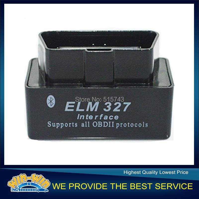 Оборудование для диагностики авто и мото Elm327 bluetooth android ] OBD2 327 elm327 bluetooth v2.1 android OBD2 оборудование для диагностики авто и мото none 5pcs bmw usb obd 2 ii inpa k k dcan usb 20 obdii