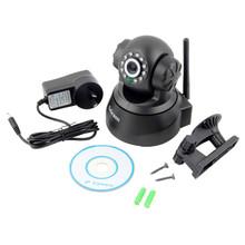 500X Sricam Wireless IP Webcam Camera Night Vision 11 LED WIFI Cam M-JPEG Video with AU PLUG(China (Mainland))