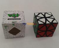 Retail 1pc/lot Lan lan Lanlan Butterfly Cube Magic square cube Twist puzzle Toy Free Shipping