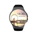 2016 Newest KW18 Smart Watch Android IOS Digital watch Round Heart Rate Monitor Watch Clock Bluetooth