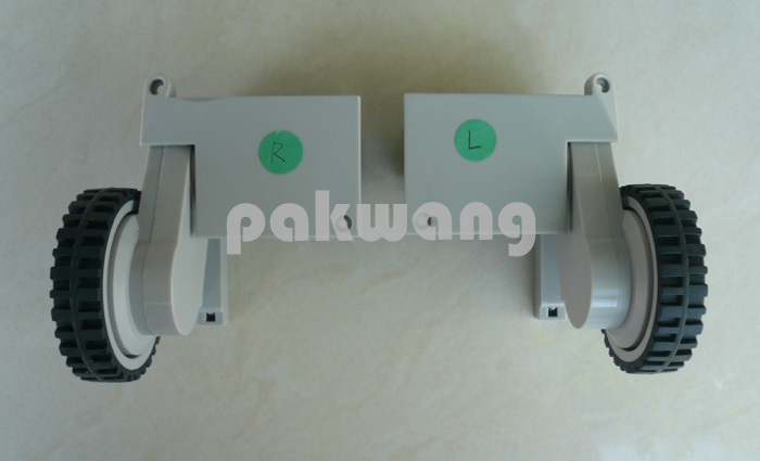 Left  Wheel and Right Wheel Assembly, Robot vacuum cleaner A320 and A325 Spare Parts