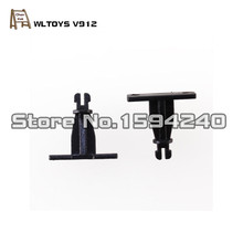 WLtoys wl v912 2.4G 4CH Rc Helicopter spare parts Canopy Fixed Mount Holder v912-17 10set/lot wholesale