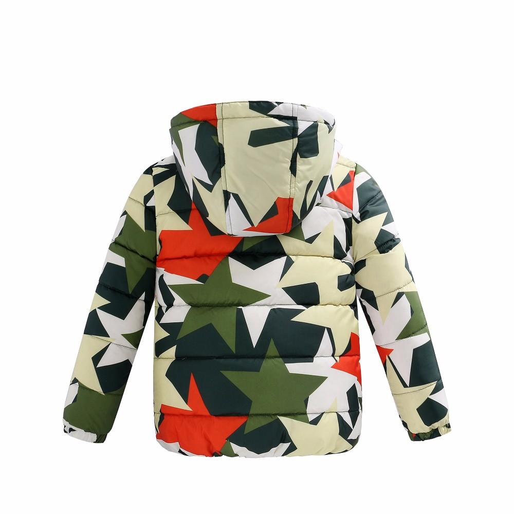 Скидки на Новая мода зима Корейский стиль дети ребенок пуховик легкий капюшоном пальто для мальчиков и девочек теплая одежда одежда