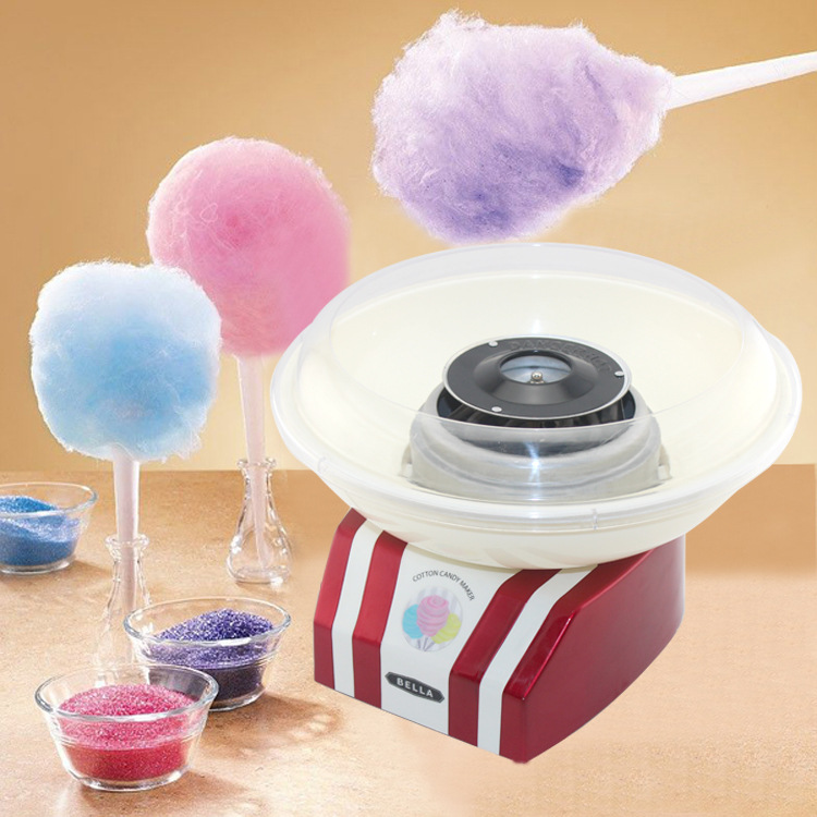 Фотография Mini joy hot selling Nostalgia cotton candy machine 220 V machine do it for Buyerself new arrival Simulation kitchen toys 2016