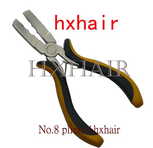 Freeshipping - 20pcs No.8 Multi-Function Hair Extension Pliers / Hair Extension Tools(China (Mainland))