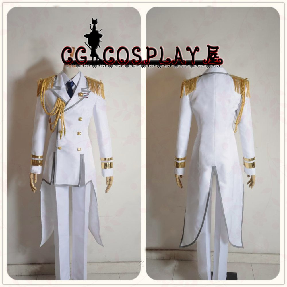 Free Shipping Cosplay Costume Uta No Prince Shining All Star Ai Mikaze New in Stock Retail / WholesaleОдежда и ак�е��уары<br><br><br>Aliexpress