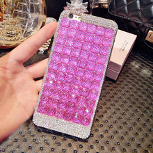 Buy Bling glitter Diamond rhinestone capa funda Coque Case Sony Xperia XZ E5 M2 M4 M5 C5 C4 M C1905 X Compact case cover Carcasa for $5.99 in AliExpress store