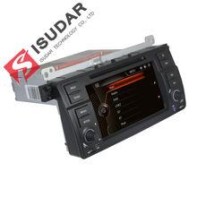 Original UI 7 Inch Car DVD For BMW/ BMW/E46 Canbus Capacitive Screen Radio GPS Navigation Bluetooth 1080P 3G USB Ipod Map(China (Mainland))