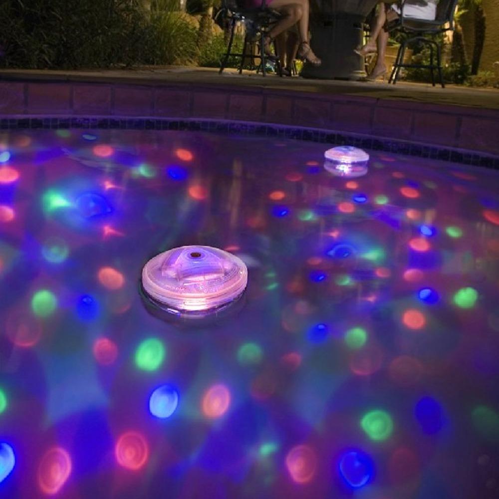 RGB LED Underwater Light Float