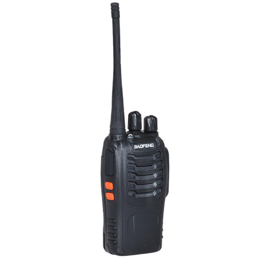 NEW Portable Walkie Talkie Two Way Radios UHF Ham Radio HF Transceiver Bao Feng Baofeng 888 For CB Radio Station Baofeng Bf-888s(China (Mainland))