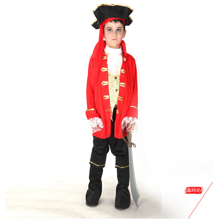 Gumby Costume Kids Brave Pirate Costume Kid