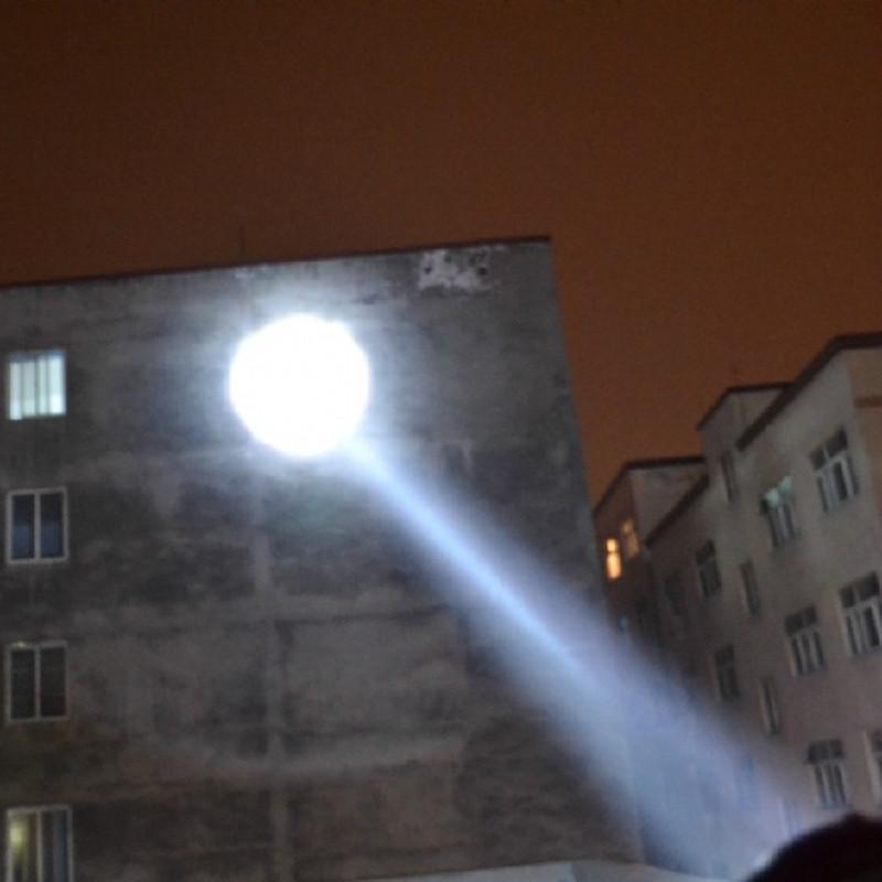 Купить 12 В / 24 В 100 Вт HID 7 дюймов ксеноновые ручной супер свет внимания аварийное освещение для кемпинга охотничьего промысла хождение