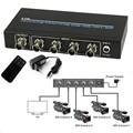 SD SDI HD SDI 3G SDI 4 x 1 switcher converter 4 SDI input serial digital