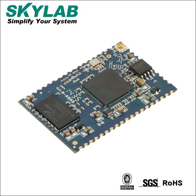 SKYLAB access point wifi module SKW72 apply to Internet VOD Player,Home Gateways and Gaming consoles DDR2 512Mb 64Mb flash(China (Mainland))