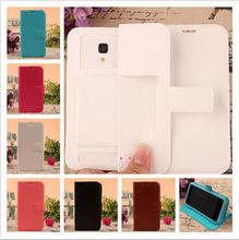 Qumo Quest 456 Case Mobile Phone Cases Fashion PU Leather Silicon Soft Back - Shenzhen XL Whosale'Store store