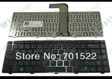 Laptop keyboard Dell Inspiron 14R N4110 M4110 N4050 M4040 N5050 M5050 M5040 N5040 Black US Version - 0X38K3 Hangzhou Ampro Electronics Co., Ltd. store