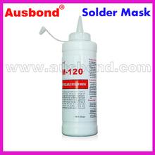 Wholesale Peelable Temporary Solder Masking Agent SOLDER MASK PB FREE Latex Solder Mask 250ml(China (Mainland))