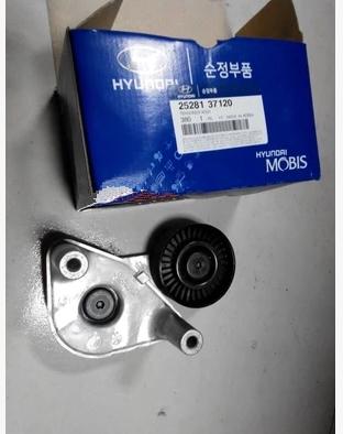 Import Santa Fe Sonata 2.7 Tucson Sportage 2.7 generator belt tensioner tensioner factory(China (Mainland))