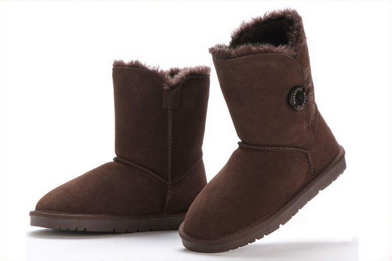 Women Snow Boots Australia Brand Classic Genuine Leather Snow Boots Winter Boots 5854 5825 5815