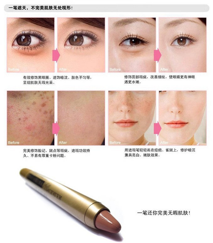 How To Cover Acne Scars And Blemishes With Makeup - Mugeek Vidalondon