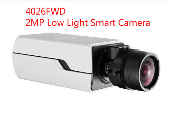free shipping DS-2CD4026FWD-A English version 2MP Low Light Smart Camera,DC12V/AC24V/PoE<br><br>Aliexpress