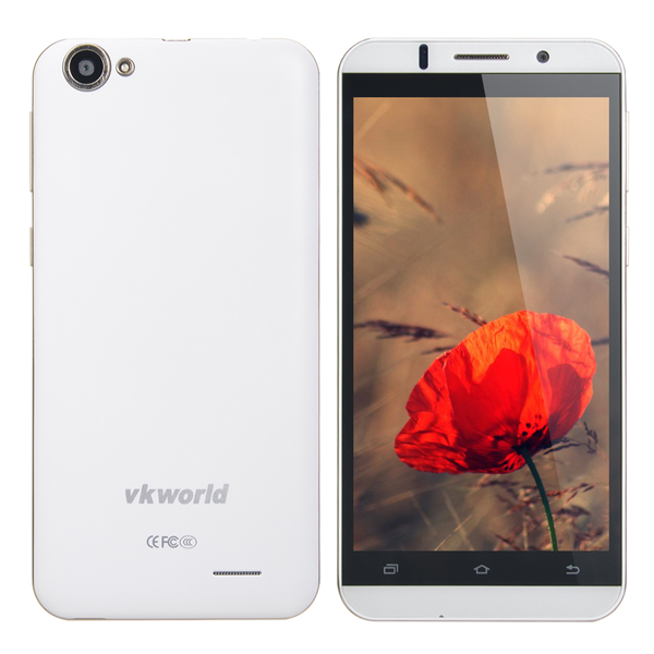 vkworld VK700 5 5 Inch Android 4 4 MTK6582 Quad core 1 3GHz 3G Smartphone 1GB