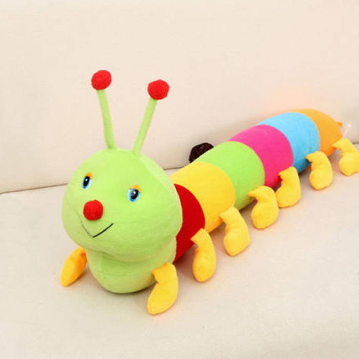 Details about Colorful Infant Carpenterworm Inchworm Soft Developmental Baby Lamaze Plush Toys(China (Mainland))
