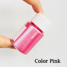Kids Toys DIY Slime Kit Glitter Powder Filler Pigment Decoration Toys Pearl Powder Dye Fluffy Slime Accessory Girls Gift(China)