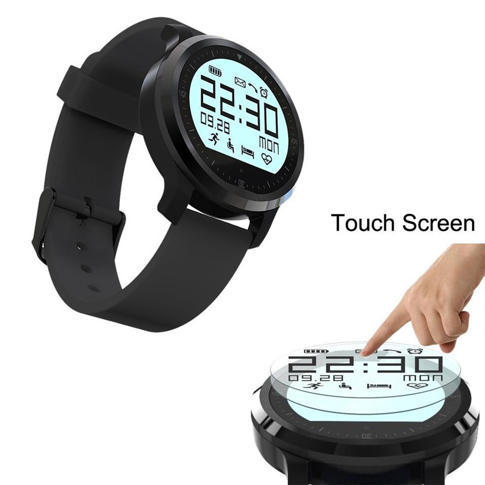 ถูก จัดส่งฟรี2วงแทนที่+สมาร์ทF68นาฬิกาข้อมือSmartwatch 2016 IP67กันน้ำH Eart Rate Monitor Pedometerนาฬิกา