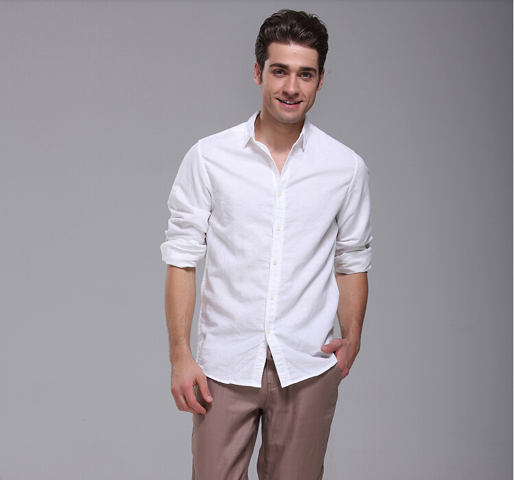 White Casual Shirts: gehedoruqigimate.ml - Your Online Shirts Store! Get 5% in rewards with Club O!