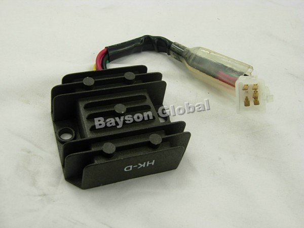 Free Shipping RECTIFIER/REGULATOR ATV Parts @80105