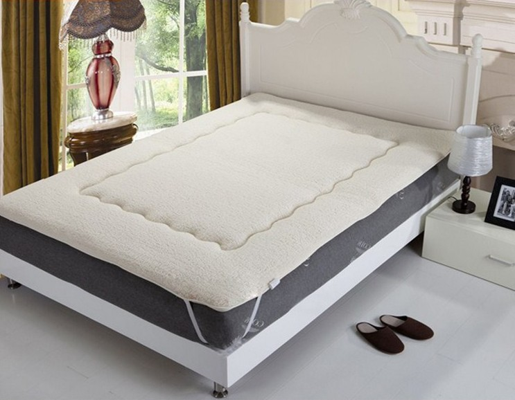 what are the measurements of what is a california king mattress