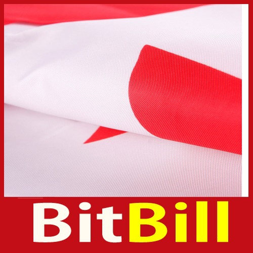 Quality! bitbill Large 3ft x 5ft Canadian Flag Polyester Canada Maple Leaf Banner Outdoor Indoor Save up to 50% Special offer(China (Mainland))