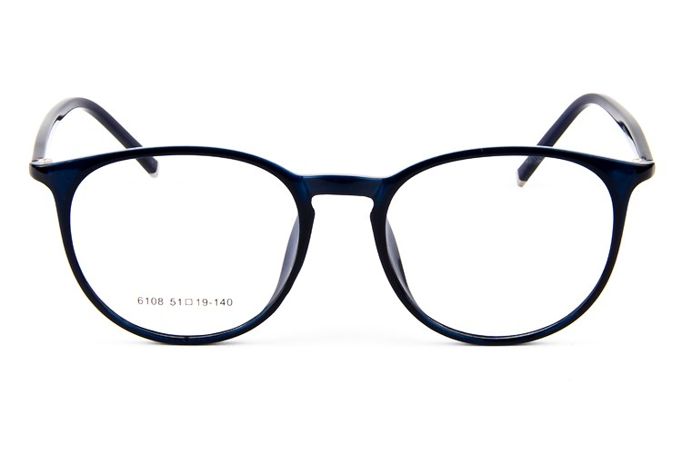 2015  Fall New TR90 round optical frame stylish spectacles for women's prescription eyeglasses