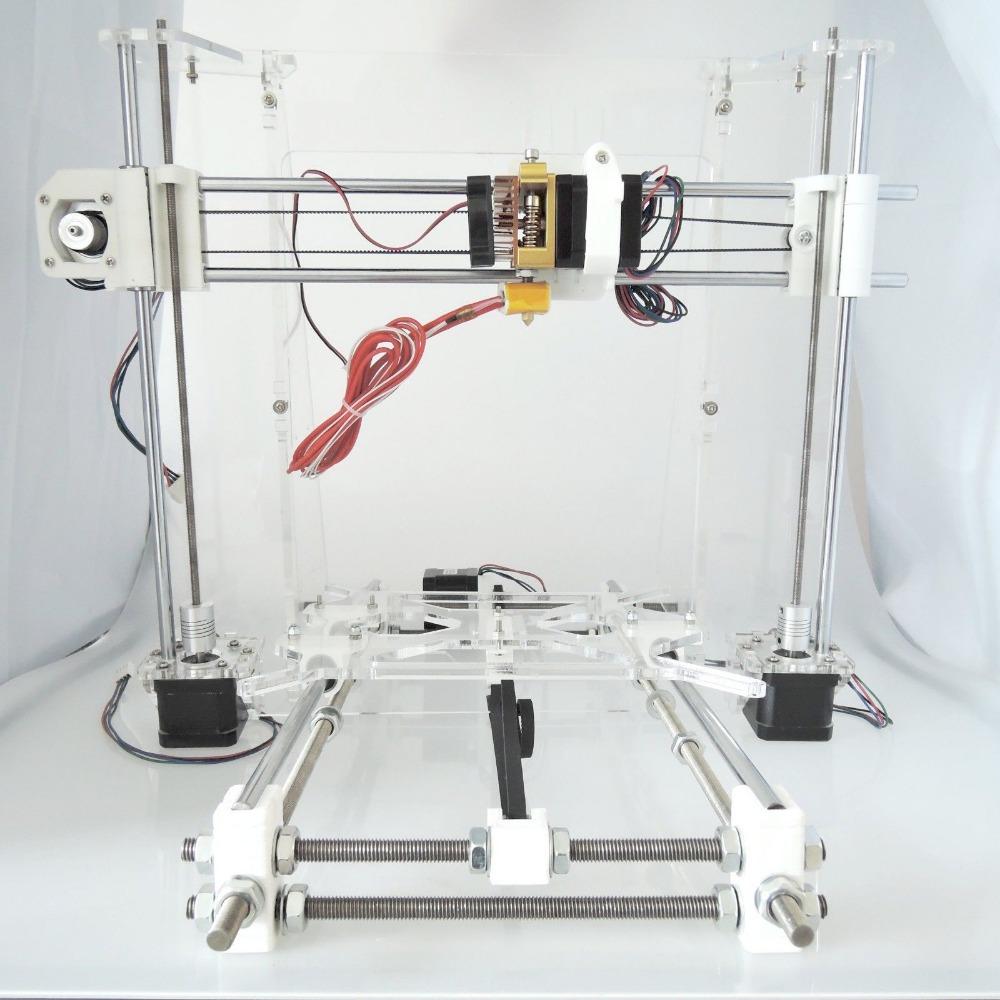 Здесь можно купить  [Sintron] 3D printer full frame mechanical Kit for Reprap Prusa i3   Компьютер & сеть