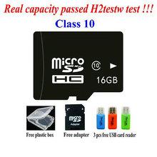 free shipping real capacity memory 2G 4G 8GB class 4 16GB 32GB 64GB class 10 micro