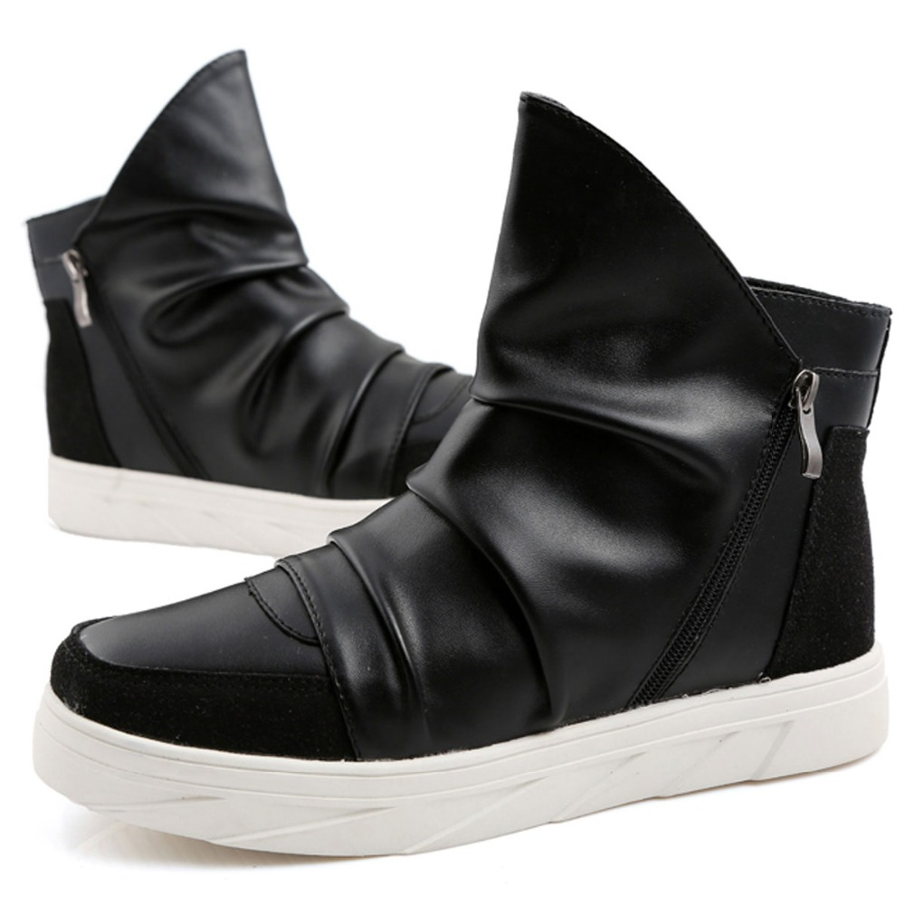 Leather Boots For Mens Images Ideas Shoes LZK Gallery