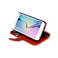 Superior Crazy Horse Leather Holder case back cover For Samsung GALAXY Note 4 N9100 GALAXY S6