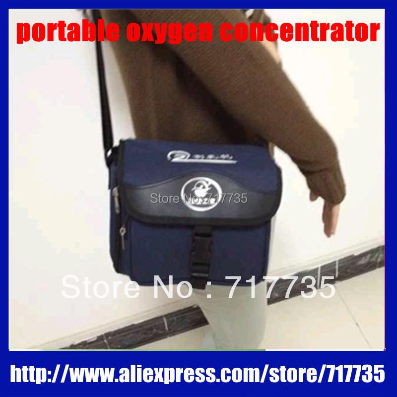Factory supply Oxygenerator Runs on Battery Portable Oxygen Concentrator Car Oxygen Bar Oxygen Making Breathing equipment(China (Mainland))
