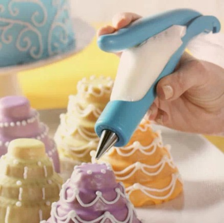 Decorators DIY Cream Cake Making Flowers Crowded Mouth Icing Nozzles Pastry Bag Decorating Tip Sets Tools(China (Mainland))